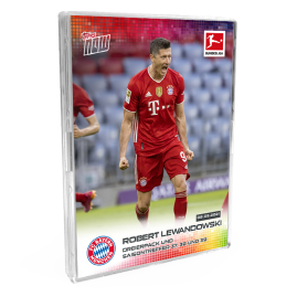 7-Karten Bundle - Bundesliga TOPPS NOW® Card #181-187