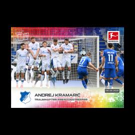 Traumhafter Freistosstreffer  - Bundesliga TOPPS NOW® Card #185