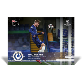 First UEFA Champions League goal for Chelsea  - UCL TOPPS NOW® DE Karten #75