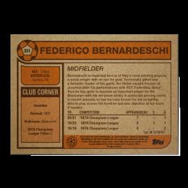 Topps DE - UCL Living Set Karte #351 -  Federico Bernardeschi