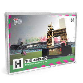 4 Card Bundle - The Hundred TOPPS NOW® UK - Cards #1-4