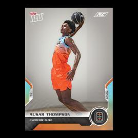Ausar Thompson  - 2021 Overtime Elite TOPPS NOW® Debut Card D-17