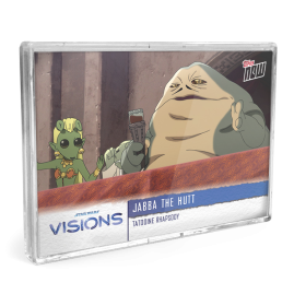 2021 Star Wars Visions TOPPS NOW® - 5-Card Pack - Tatooine Rhapsody
