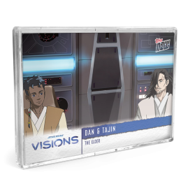 2021 Star Wars Visions TOPPS NOW® - 5-Card Pack - The Elder