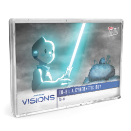 2021 Star Wars Visions TOPPS NOW® - 5-Card Pack - T0-B1