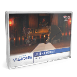 2021 Star Wars Visions TOPPS NOW® - 5-Card Pack - Lop & Ocho