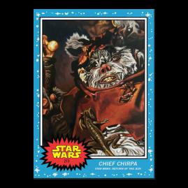 Topps Star Wars Living Set® 2-Card Bundle - Cards #213-214