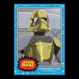 Topps UK -SW Living Set 2-Card Bundle - Cards #223-224
