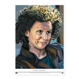 Topps DE Living Set Fine Art Print #111  - Peli Motto #'d to 100