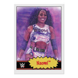 Topps UK WWE Living Set® 2-Card Bundle - Cards #41-42