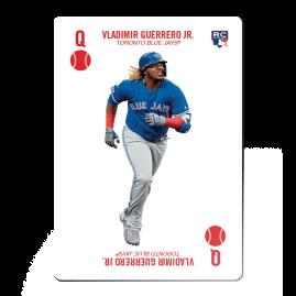 Topps 52-Card Baseball Game - Created by Kenny Mayne