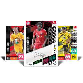 Bundesliga Match Attax 20-21 - Adventskalender