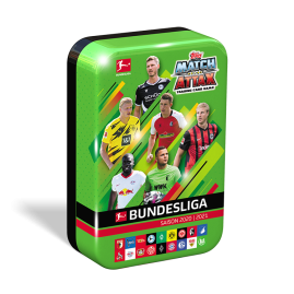 Bundesliga Match Attax 20-21 - Mega-Sammeldose