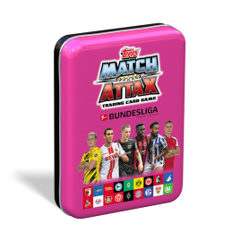 Bundesliga Match Attax 20-21 - Sammeldose 2