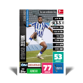 Bundesliga Match Attax On Demand - Pack 5DE