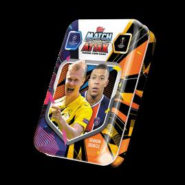 Match Attax 20/21 - Haaland & Mbappe Mini-Sammeldose