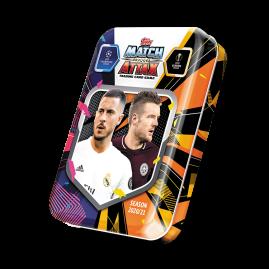 Match Attax 20/21 - Hazard & Vardy Mini-Sammeldose