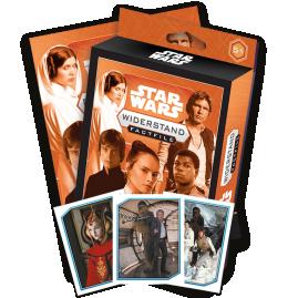 Star Wars Fact File Box - Widerstand