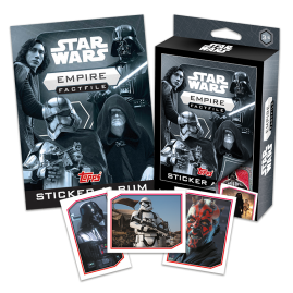 Star Wars Fact File Box - The Empire