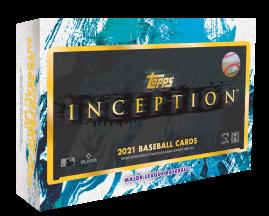 2021 Topps® Inception Baseball - UK
