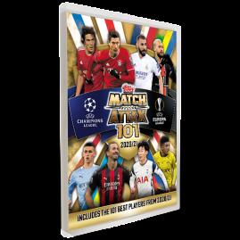 Match Attax 101 – 2021 - Collector Binder