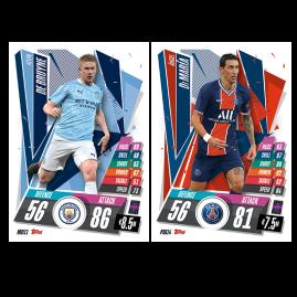 UEFA Champions League 2020/21 Regular Cards