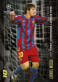 Lionel Messi Designed Set