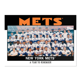 """2021 Topps x ESPN 30for30 - """"Once Upon a Time in Queens"""" - Part 4"""