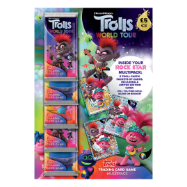 Topps Trolls World Tour Card 108