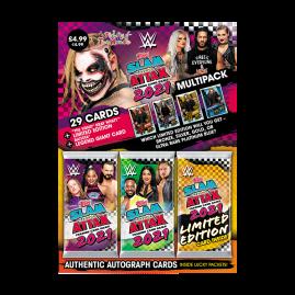 WWE Slam Attax 2021 - Multipack - The Fiend (Purple)