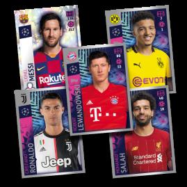 UEFA Champions League 2019/20 Individuelle Sticker