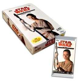 Journey to Star Wars: The Last Jedi Hobby Box 24 x 8-card packets