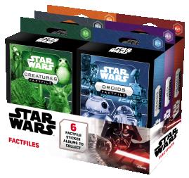 2020 Topps Star Wars Factfiles