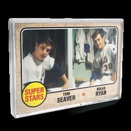 2021 Throwback Thursday Set #24 - 1968 Topps Super Stars