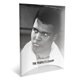 2021 Topps UK MUHAMMAD ALI - The People's Champ  2-Card Bundle - Cards #45-46
