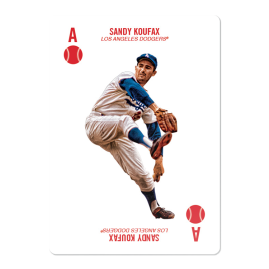 Booster Pack - Topps 52-Card Baseball Game - Created by Kenny Mayne