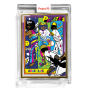 Topps Project70® Card 109 -  1990 Dock Ellis by Ermsy - Print Run: 5505