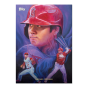 2021 Topps - Game Within The Game Card #12 - Shohei Ohtani - PR: 7572