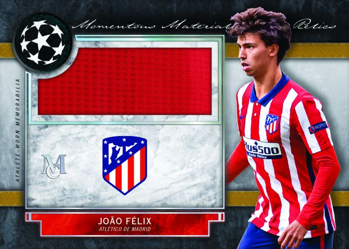 2020/21 Topps® UEFA Champions League Museum Collection