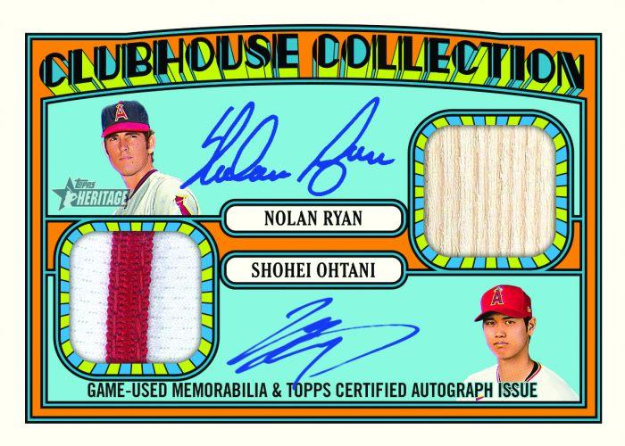 2021 Topps® Heritage Baseball – Hobby Box