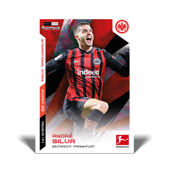 Bundesliga Match Attax Heroes - Pack 3