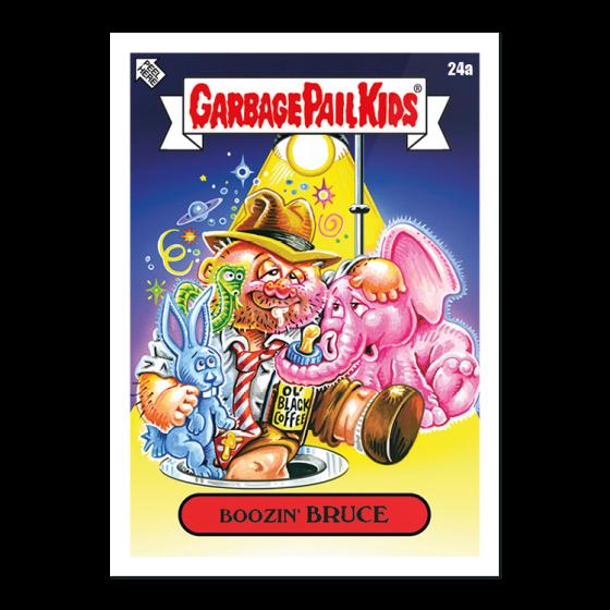 2020 Topps Garbage Pail Kids GPK JULY Week 5 BIZARRE HOLIDAYS 10 Card Set *live*