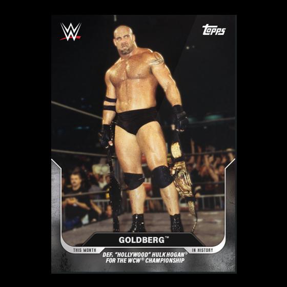 7/6/98 Goldberg™ Defeats
