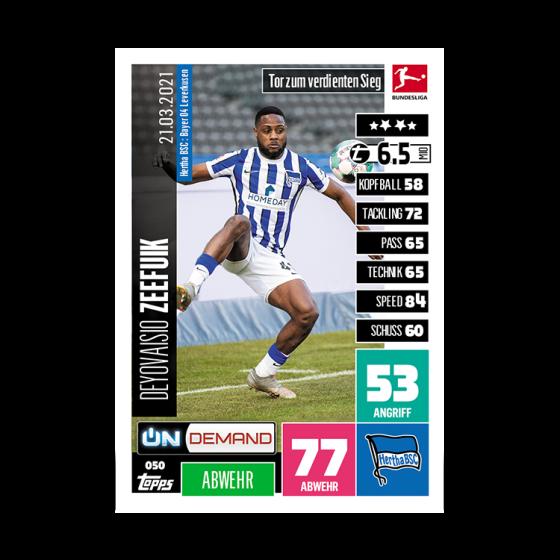 Bundesliga Match Attax On Demand - Pack 5DE