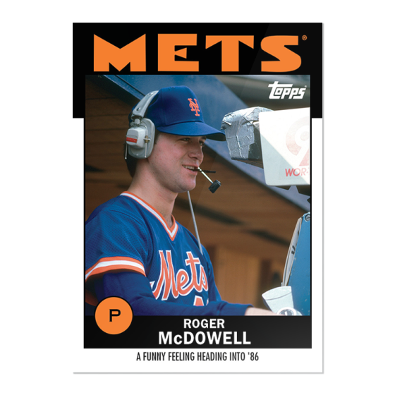 """2021 Topps x ESPN 30for30 - """"Once Upon a Time in Queens"""" - Part 2 - PR: 3508"""