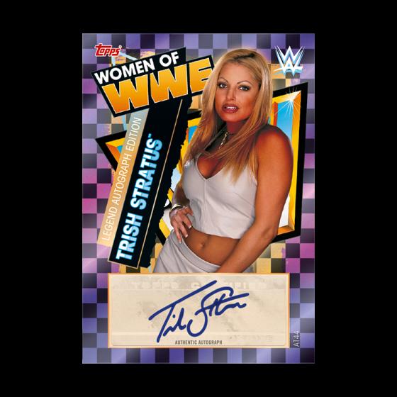 WWE Slam Attax 2021 - Women's Money in the Bank Tin