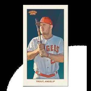 2021 Topps 206 Baseball - Wave 1