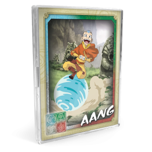 2021 Topps On-Demand Set #4 – Avatar: The Last Airbender