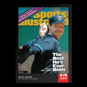 2021 Topps x Sports Illustrated - Randy Johnson - Card #28