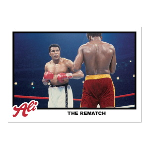 2021 Topps MUHAMMAD ALI - The People's Champ Card #71